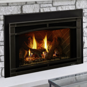 """Heat & Glo Supreme Gas Insert 35 <font color=""""RED"""">ON SALE NOW!</font>"""