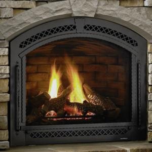Heat & Glo Cerona <br />Gas Fireplace