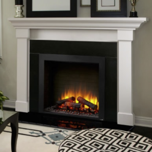 Heat n Glo SimpliFire<br /> Built-In Electric Fireplace