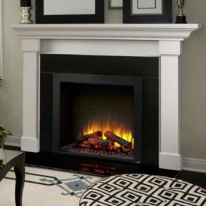 Heat n Glo SimpliFire<br /> Built-In Electric Fireplace