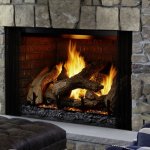 Heat n Glo Phoenix TrueView <br />Gas Fireplace