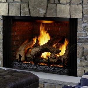 Heat n Glo Phoenix TrueView <br />Gas Fireplace