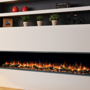 "Regency Skope <br />E195 Electric Fireplace<br /><font color=""RED""> ON DISPLAY AND ON SALE NOW</font>"