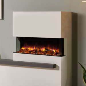 Regency Skope <br />E110 Electric<br />3 Sided Fireplace