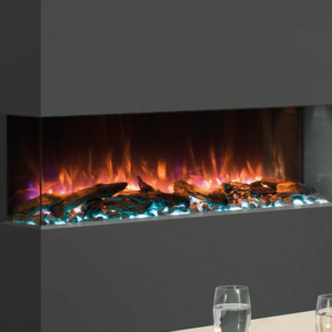 Regency Skope <br />E110 Electric<br />Corner Fireplace
