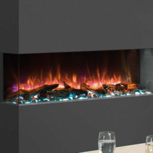 Regency Skope <br />E110 Electric<br />Corner Fireplace