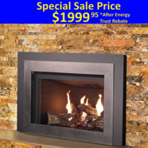 "Ironstrike Bellevue 27 Gas Insert<br /><font color=""RED"">Starting At $1999.95</font>"
