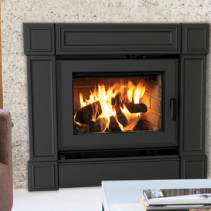 Ladera Wood Fireplace